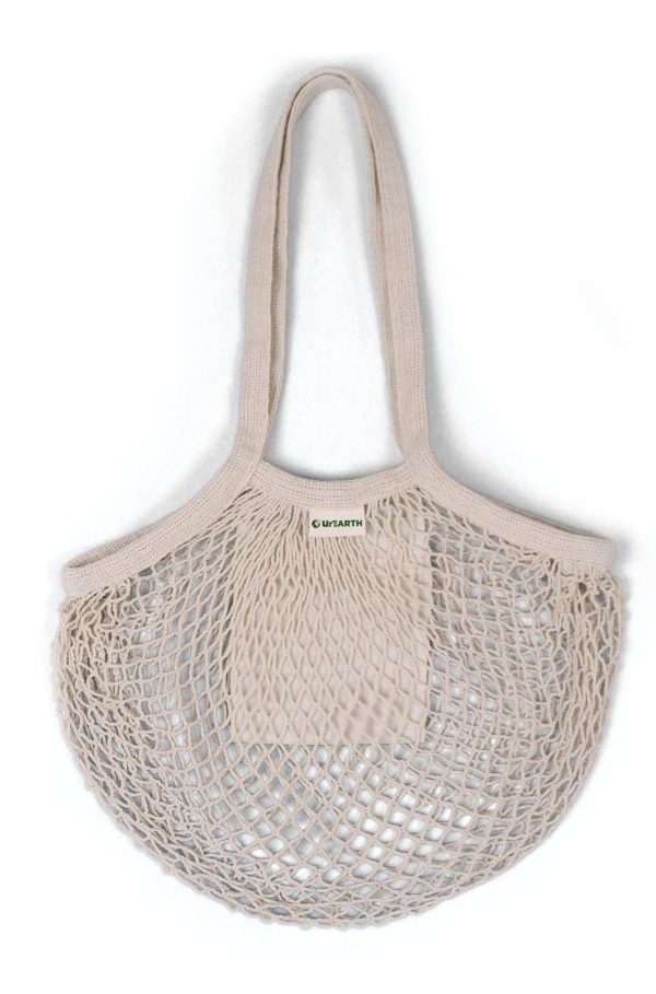 UnEARTH Netted Bag Laid Flat