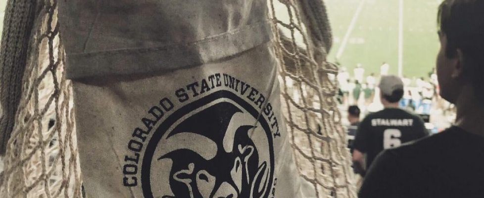 Logo'd UnEARTH Netted Bag CSU